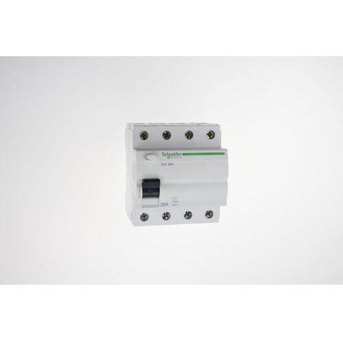 Wyłącznik różnicowoprądowy 25A 3-fazowy, różnicówka ACTI9 Schneider, A9Z05425/SCH