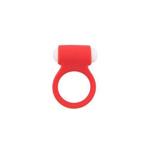 Dream toys Pierścień erekcyjny silikonowy lit-up 3 czerwony