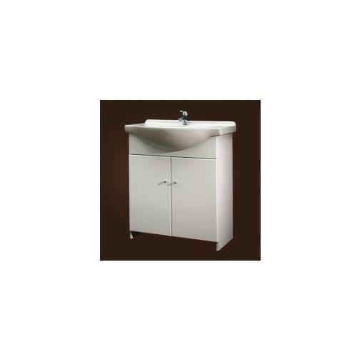 DEFTRANS HIT Zestaw łazienkowy szafka + umywalka 75 026-D-07501+1523, 026-D-075011523