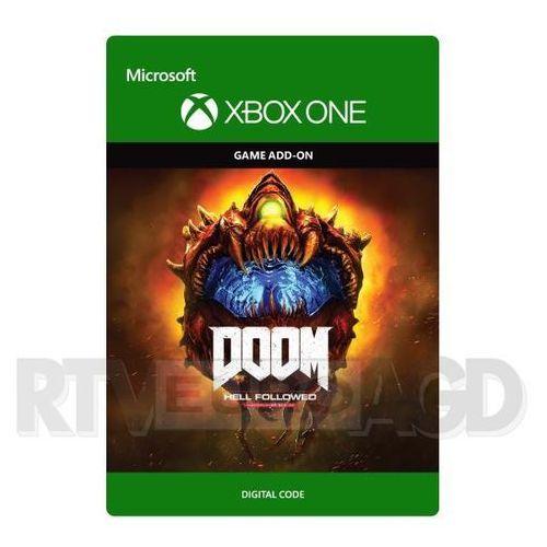 Doom - Hell Followed DLC [kod aktywacyjny] (0000006200449)