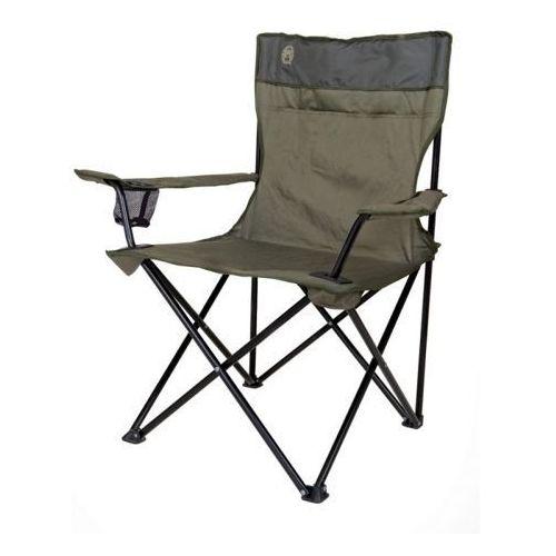 Krzesło turystyczne Coleman Standard Quad Chair Green (3138522054755)