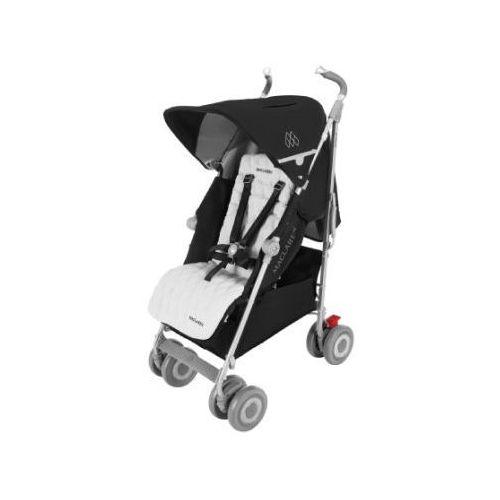 Maclaren wózek spacerowy techno xlr black/silver (5010902217166)