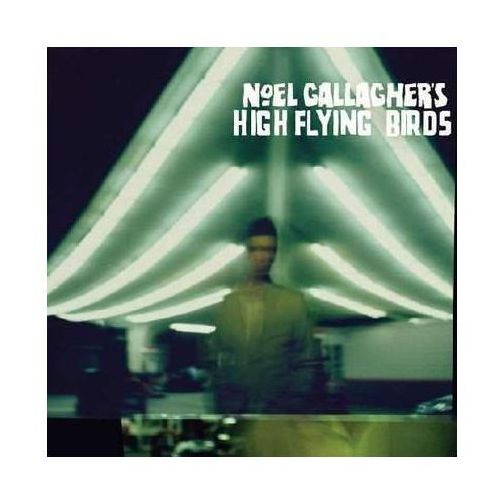 Noel Gallagher's High Flying Birds - INTERNATIONAL MAGIC LIVE AT THE O2 (DELUXE) (0602537132461)
