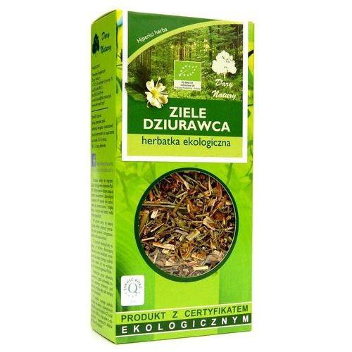 Dary natury - herbatki bio Herbatka z ziela dziurawca bio 50 g - dary natury (5902741005816)