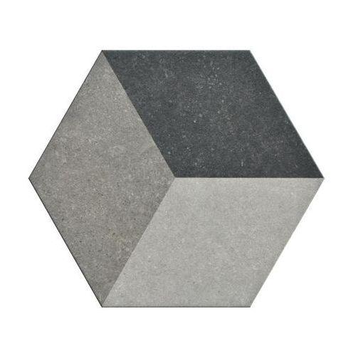 Codicer Gres szkliwiony dice grey 22 x 25