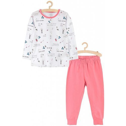 Piżama dziewczęca 3w37bk marki Name it