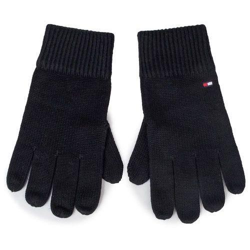 Rękawiczki męskie - pima cotton gloves am0am05179 bds marki Tommy hilfiger