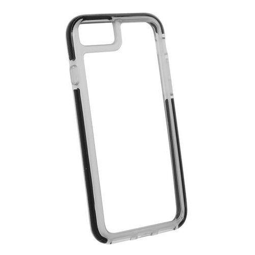 Puro impact pro hard shield - etui iphone 7 (czarny) darmowa dostawa do 400 salonów !!