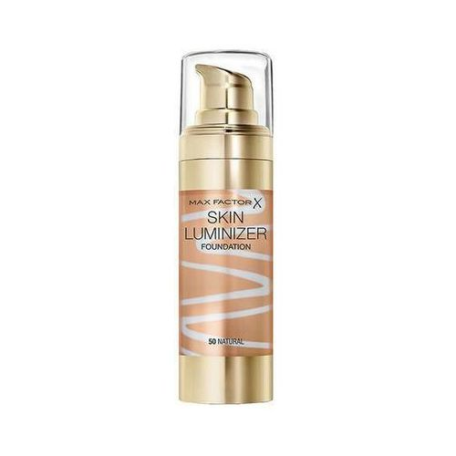 Max Factor Skin Luminizer Foundation - Podkład rozświetlający 50 Natural, 30 ml