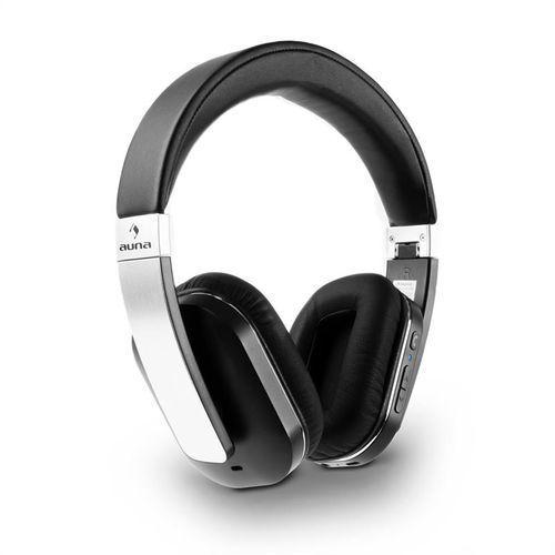 auna Elegance ANC słuchawki Bluetooth NFC baterie urządzenie głośnomówiące redukcja szumów Zamów ten produkt do 21.12.16 do 12:00 godziny i skorzystaj z dostawą do 24.12.2016