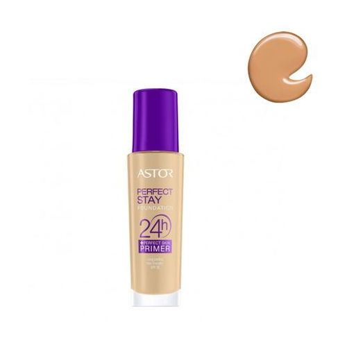 perfect stay 24h + primer, 30 ml. podkład, 302 deep beige - astor darmowa dostawa kiosk ruchu marki Astor