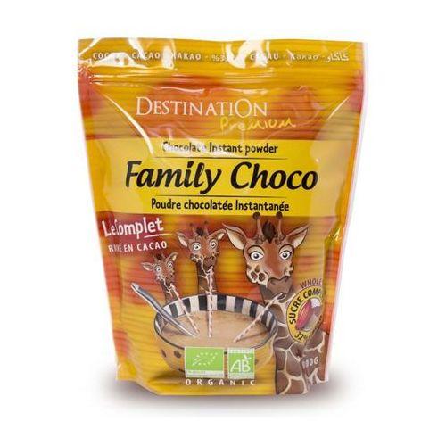 Destination Czekolada instant 32% kakao 400g - - eko
