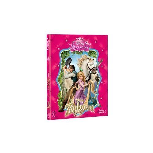 Disney Księżniczka. Zaplątani [Blu-ray]
