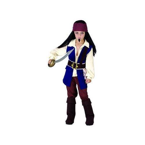 Kostium pirat z karaibów - 130/140 cm - l - 130/140 cm marki Go