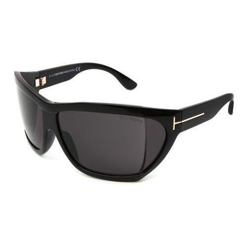 Tom ford Okulary słoneczne ft0402 sedgewick 01a