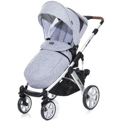 ABC DESIGN Śpiworek na nóżki graphite grey z kategorii Śpiworki do wózków