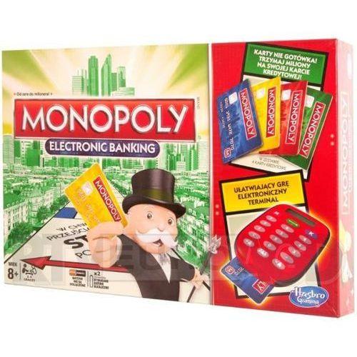 Gra monopoly ultra banking marki Hasbro