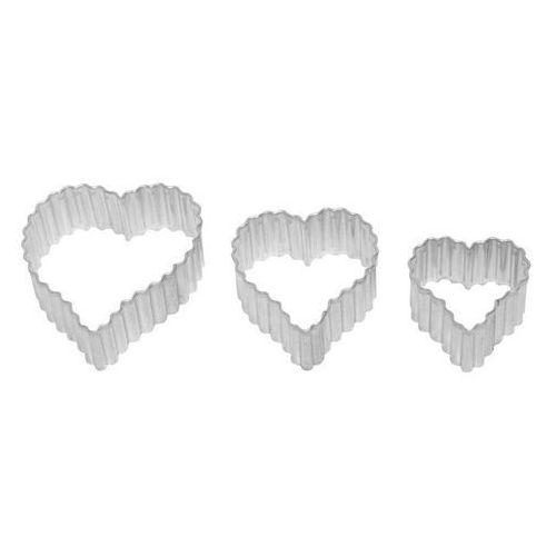 Birkmann Foremki do ciastek serca 3 szt. odbierz rabat 5% na pierwsze zakupy (4026883130234)