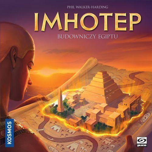 Galakta Imhotep. edycja polska -