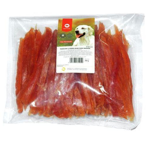 przysmak dla psa - filety z piersi kaczki 500g marki Maced