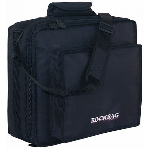 RockBag Mixer Bag Black 35 x 30 x 10 cm / 13 3/4 x 11 13/16 x 3 15/16 in