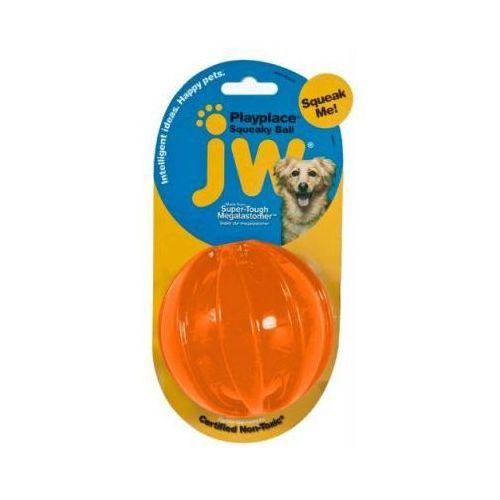 JW Pet Squeaky Ball Medium [43606], JW Pet Squeaky Ball Medium (43606)