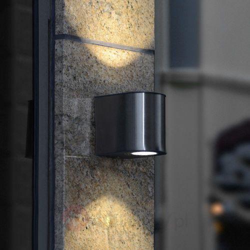 Lampa ścienna zewnętrzna LED ECO-Light 1890 M, 12x2 W, LED wbudowany na stałe, 1240 lm, 4100 K, IP54, (DxSxW) 10.6 x 14.1 x 13.5 cm, 1890 M