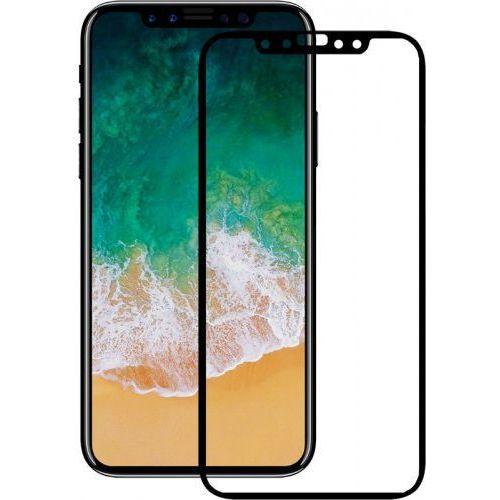 Szkło hartowane Mocolo 3D Full Cover Tempered Glass iPhone X Black, 52706
