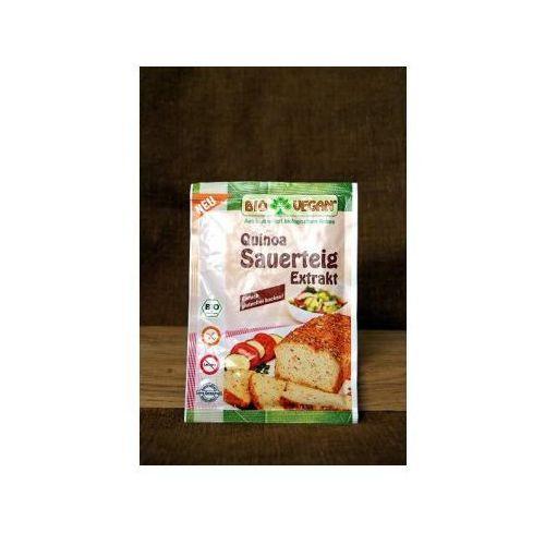 ZAKWAS PIEKARNICZY z quinoa b/g BIO 20g BioVegan, 5366