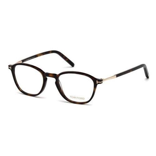 Tom ford Okulary korekcyjne  ft5147 wide 052