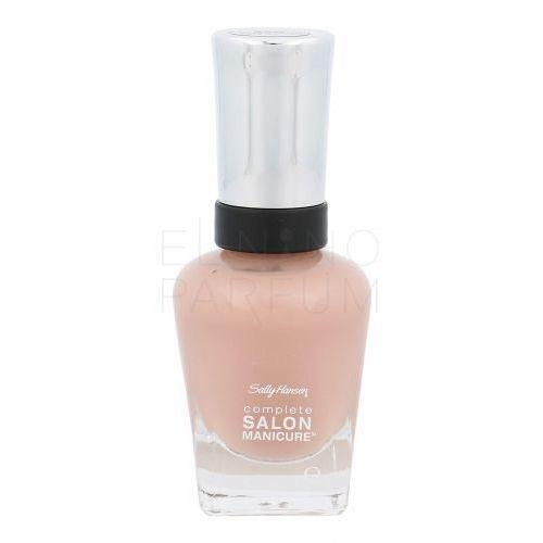 complete salon manicure lakier do paznokci 14,7 ml dla kobiet 220 café au lait marki Sally hansen