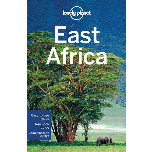 Lonely Planet East Africa Guide, książka z kategorii Literatura obcojęzyczna