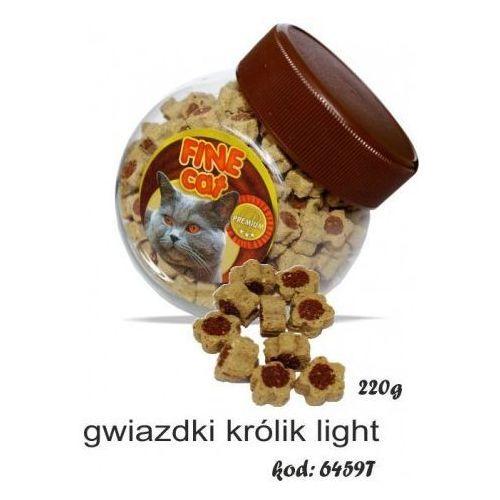 Prozoo Finecat gwiazdki królik light 220g