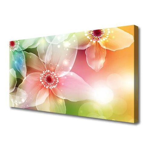 Obraz na Płótnie Kwiat Roślina Natura Sztuka