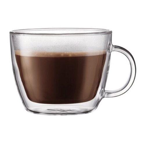 Bodum - bistro - zestaw 2 kubków do latte, 0,45 l