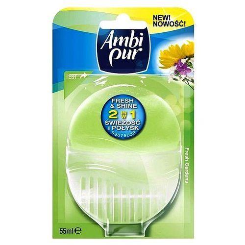 Zawieszka do wc flush fresh gardens marki Ambi pur