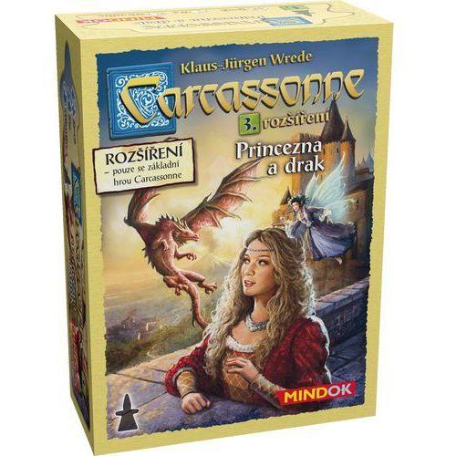 Carcassonne - księżniczka i smok (edycja polska) marki Bard