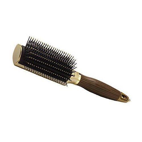 Olivia garden nano thermic styler 9 rzędów | okrągła szczotka do stylizacji włosów