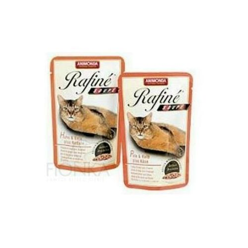 Animonda Rafine Soupe Adult saszetka dla kotów dorosłych 100g