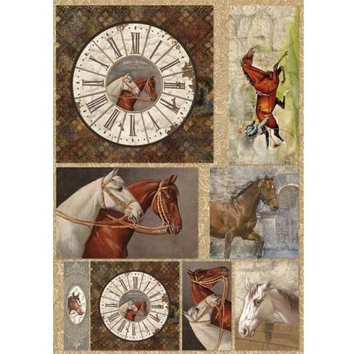 Stamperia Papier klasyczny do decoupage 50x70 cm - 396