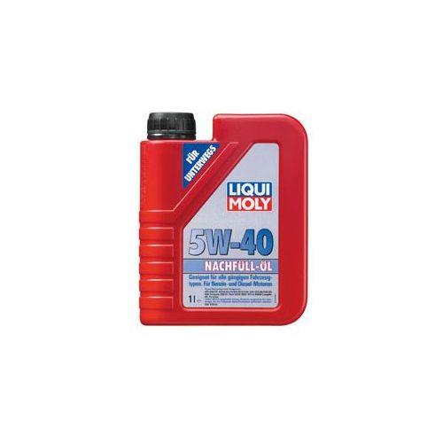 Liqui Moly 5W-40 olej silnikowy do ponownego napełnienia 1 Litr Puszka