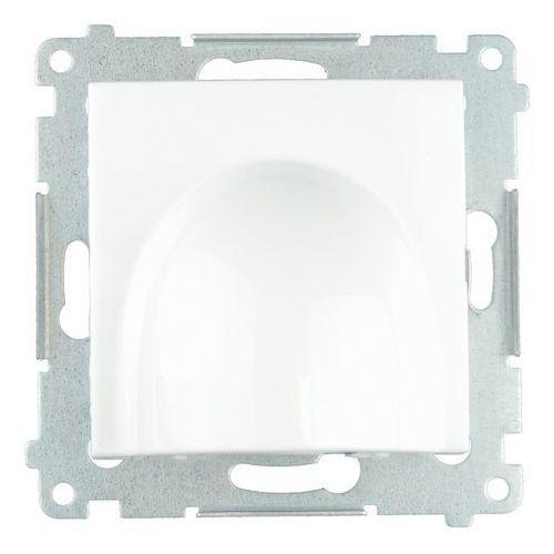 Simon 54 Wpust kablowy biały DPK1.01/11 WMBD-0B1XXX-011 (5902787825805)