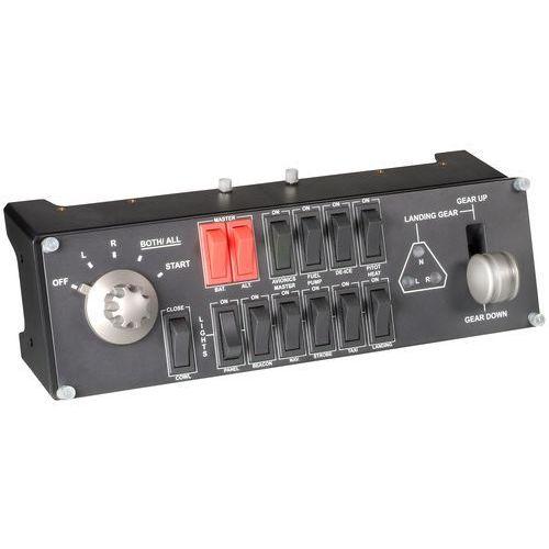 Joystick LOGITECH G Saitek Pro Flight Switch Panel USB + Zamów z DOSTAWĄ JUTRO! + DARMOWY TRANSPORT! (5099206069855)