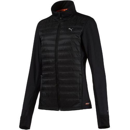 Puma Kurtka do biegania black, kolor czarny