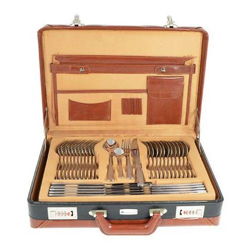 Hoffburg Komplet sztućców elegant satin 72 elementy [hb-8405] (5902249480214)