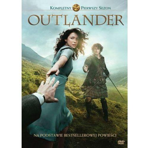 Outlander, sezon 1 (DVD) - Różni (5903570158278)