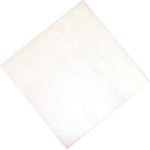 Białe serwetki obiadowe 400mm (1000 sztuk) marki Fasana