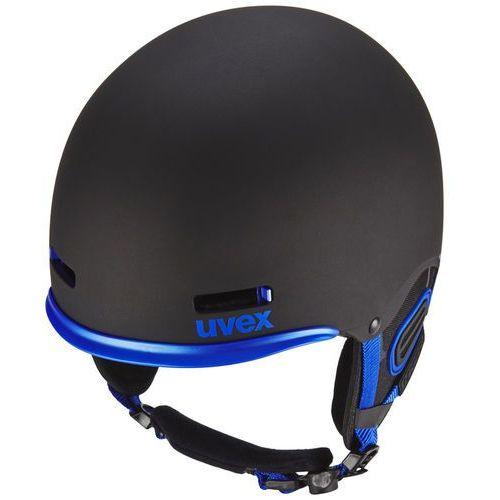 Uvex hlmt 5 core kask snowboard czarny kaski narciarskie (4043197261492)