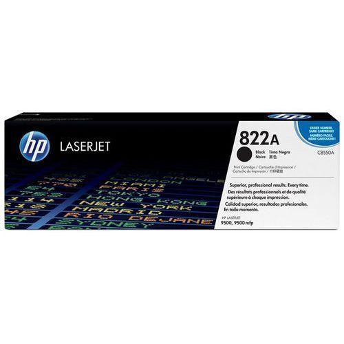 Wyprzedaż Oryginał Toner HP 822A do Color LaserJet 9500   25 000 str.   czarny black