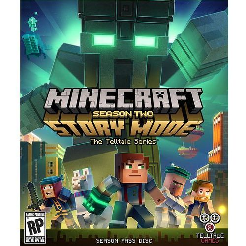 Minecraft Story Mode Season 2 (PC)